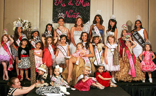 Little Miss NV pageant day